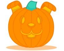 calabaza perros halloween gatos