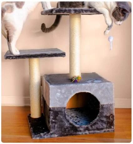 rascador para gatos en miraflores lima peru cat-oh pet shop