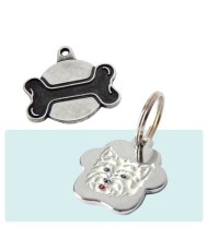 placas de identificación para perros en miraflores lima peru pet shop
