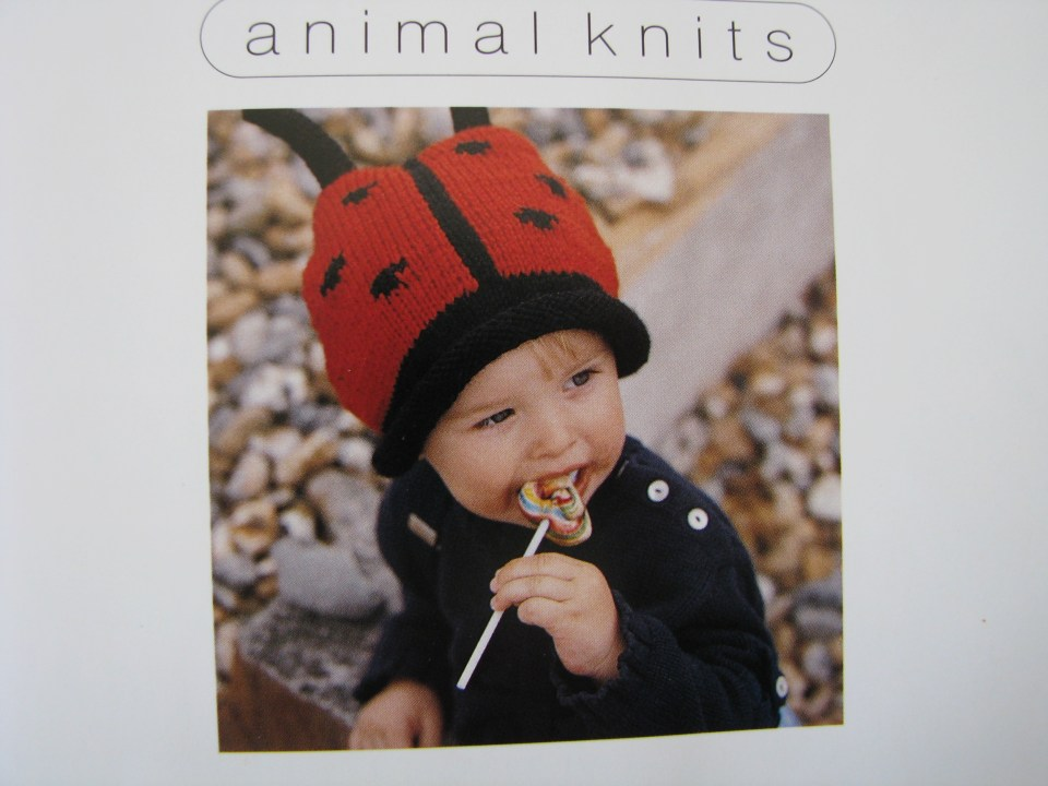 animal knits by zoe mellor