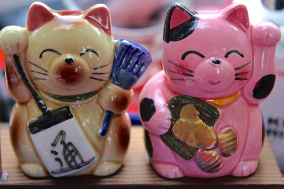 It's Cat Day In Japan