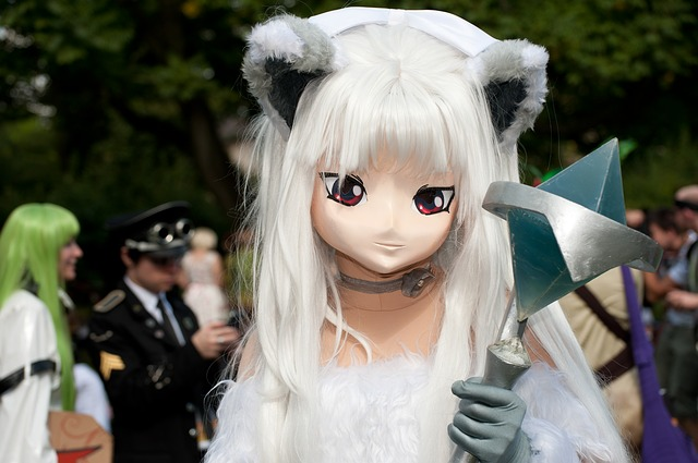 Japanese Cat Cosplay For Humans   Cat-Opedia