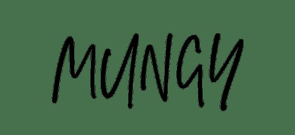 "Logo for ""Mungy Studios"""