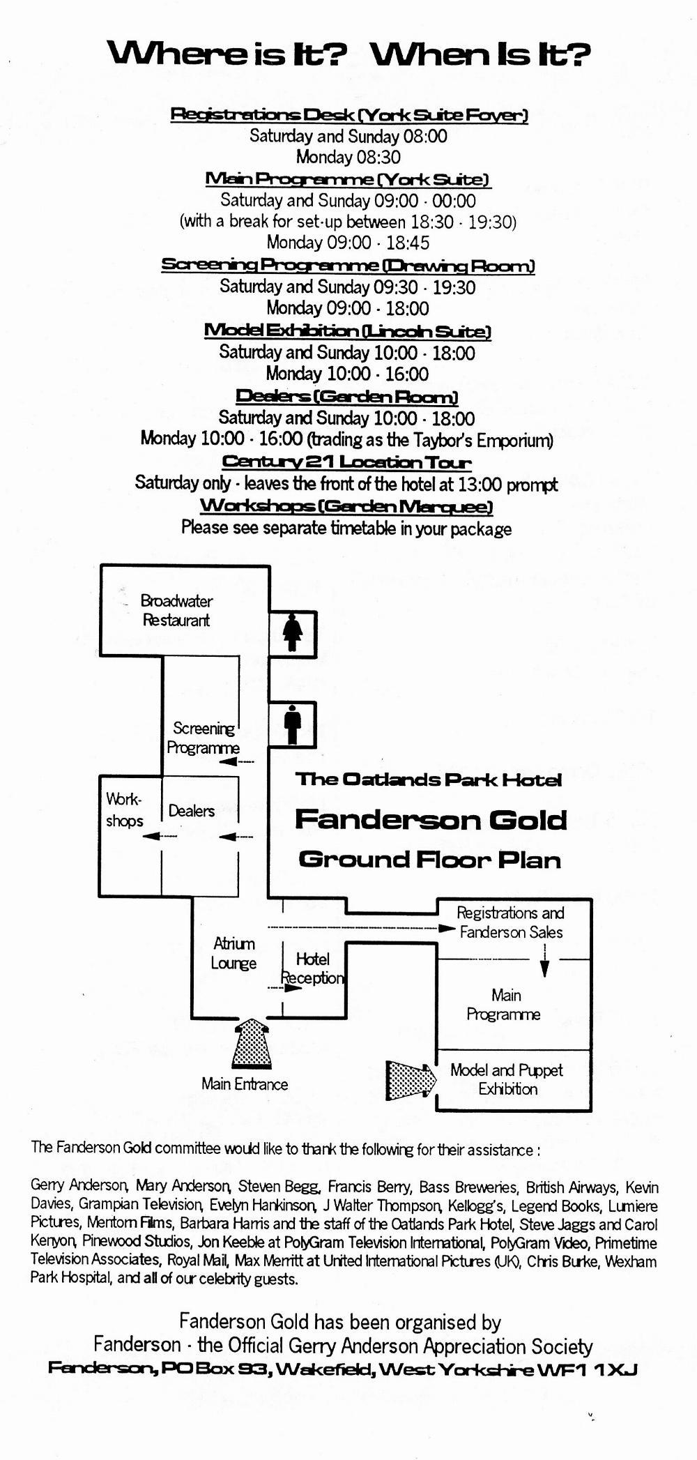 Fanderson Gold