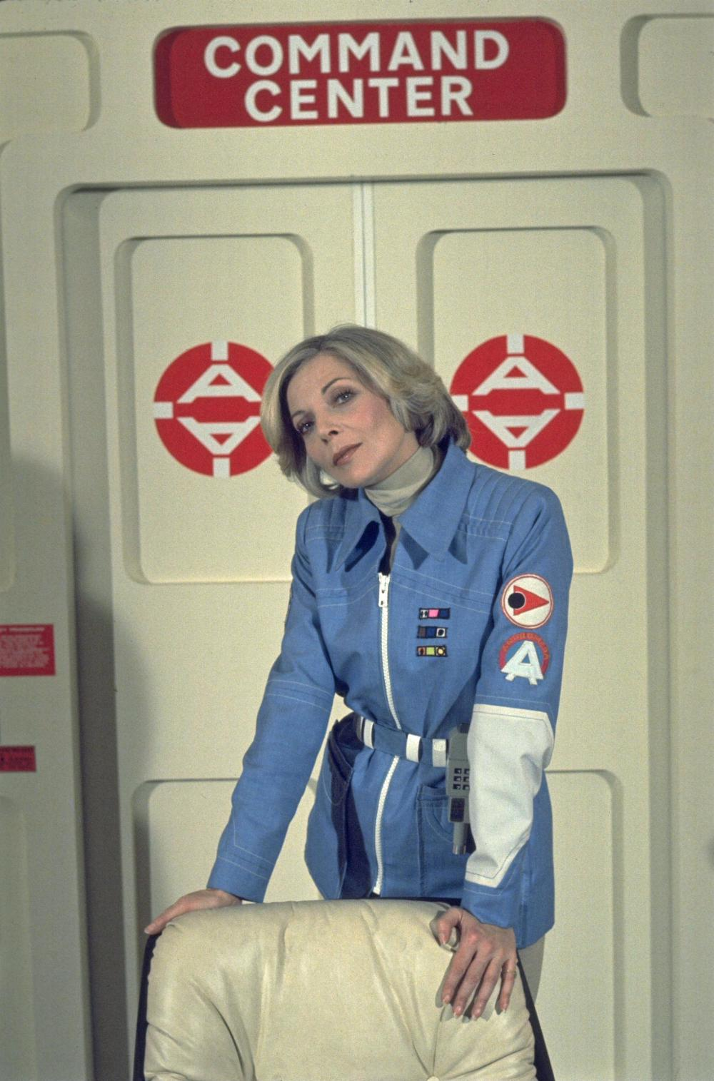 Space 1999 Catacombs Command Center doors