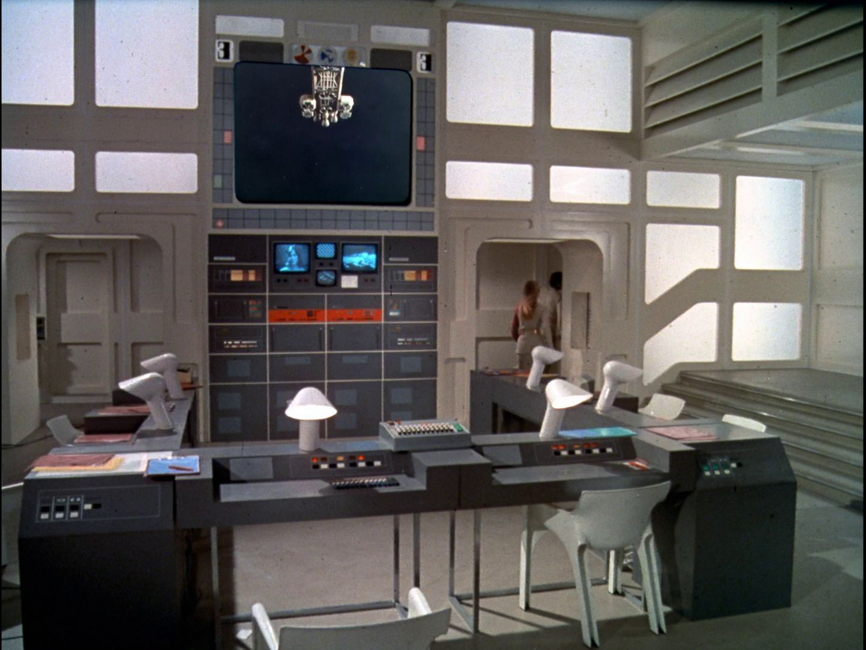 Main Mission  Moonbase Alpha