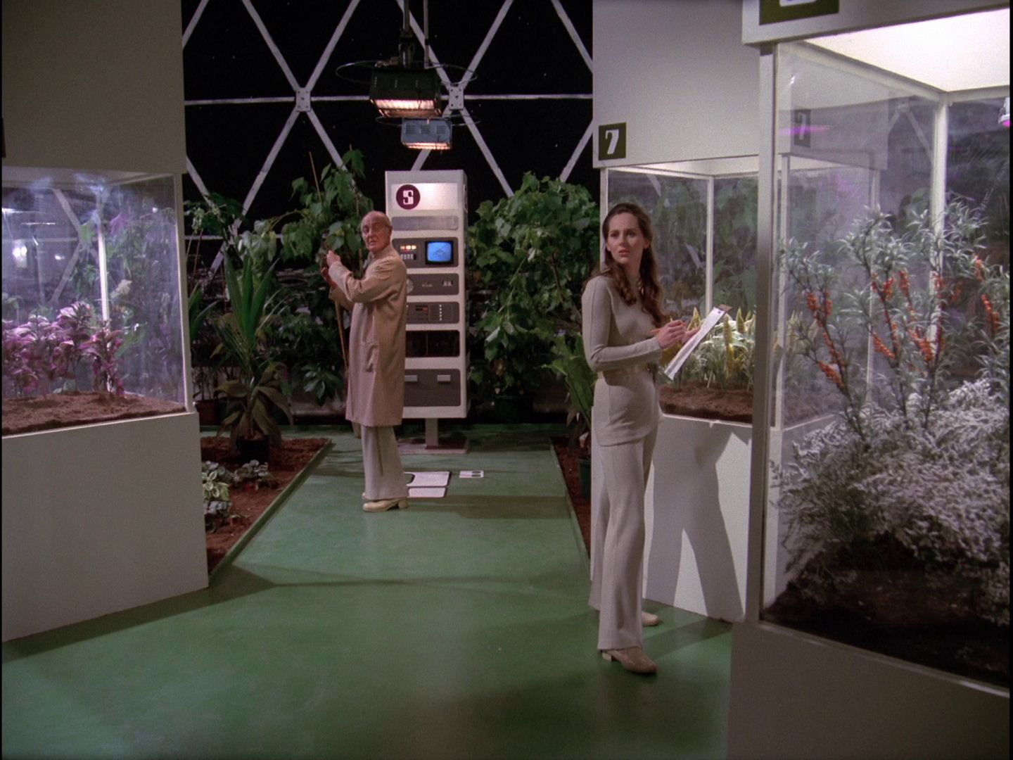 Space 1999 Catacombs The Troubled Spirit