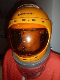 Space 1999 Spacesuit Helmet