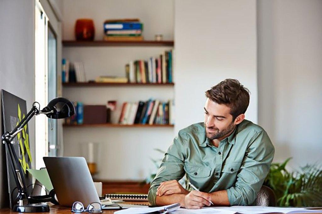 home office em apartamento