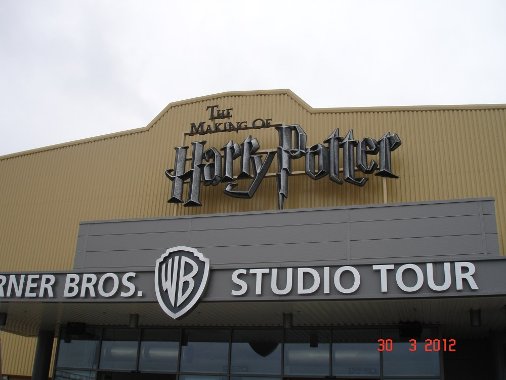 Harry Potter Studio - Grand Opening (3/6)