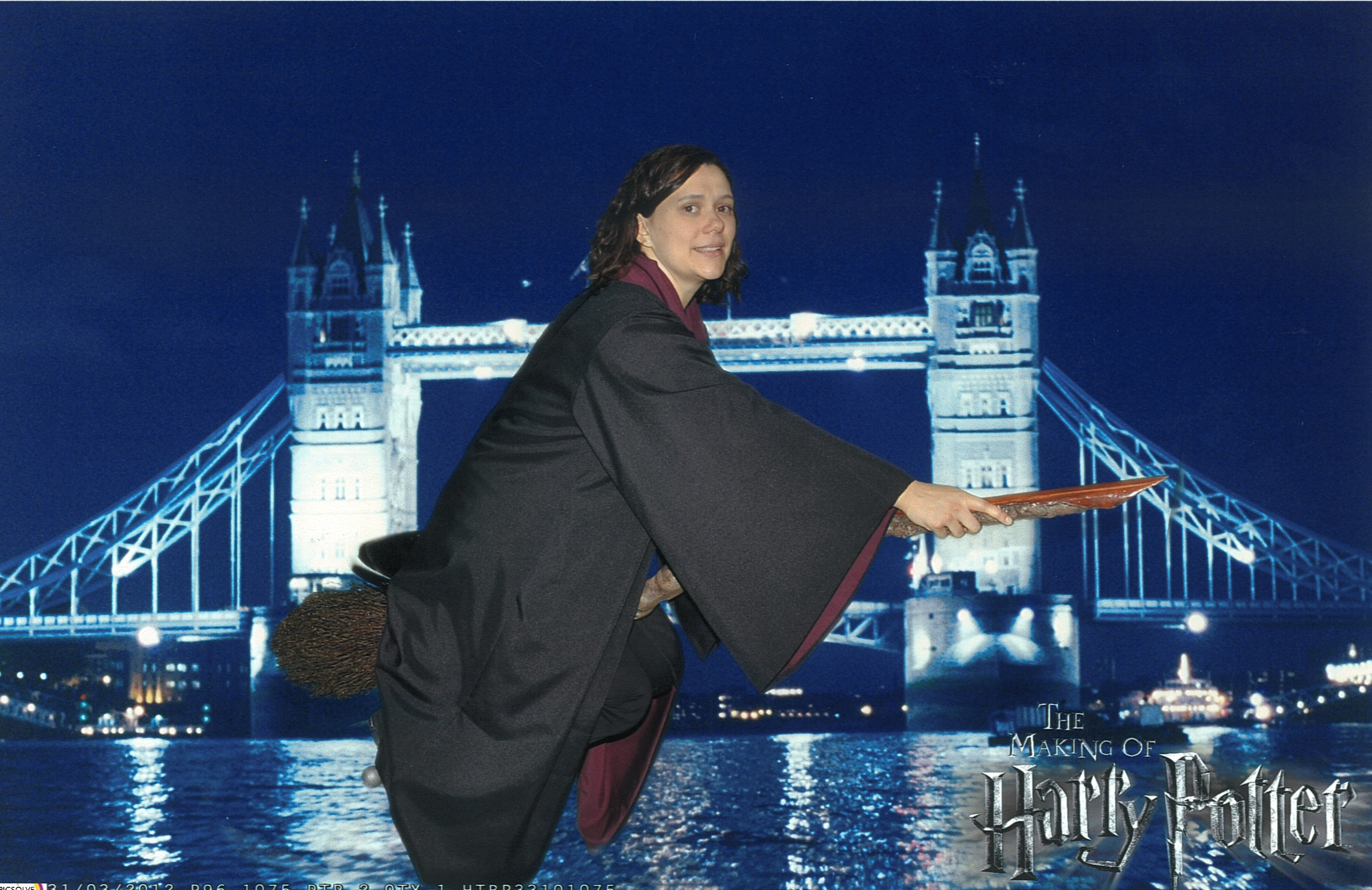 Harry Potter Studio  cataiharrypottertour