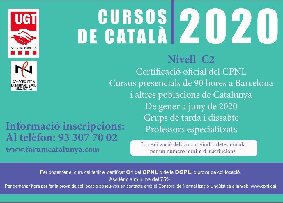 cursos català fesp 2020
