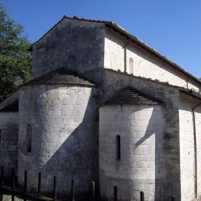 San Pietro ad Oratorium (Ofena)