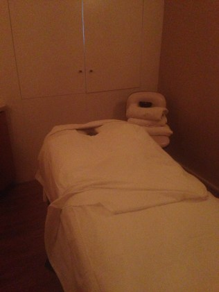 Sabctuary treatment room