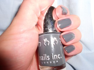 Nails Inc The Thames bottle shot