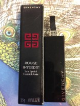 Givenchy Rouge Interdit 58