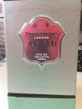 penhaligon's Juniper Sling box