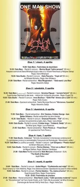 Programul GALA STAR 2014