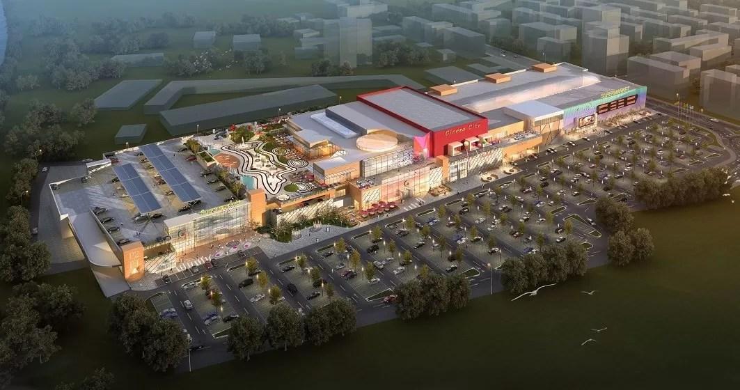 Extra Mall (mall-ul din Bacău se extinde)