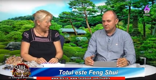 TOTUL ESTE FENG SHUI din 2018 06 21 la televiziunea 6TV