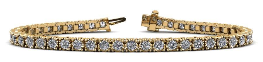 SB774 Diamond mounting bracelet