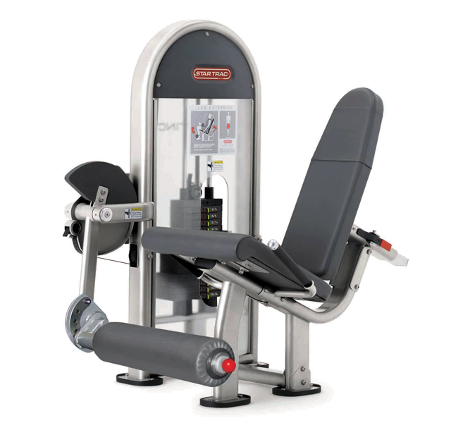 Image result for leg extension machine