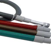 Carwash Vacuum Hoses On Amflex Plastics, Inc.