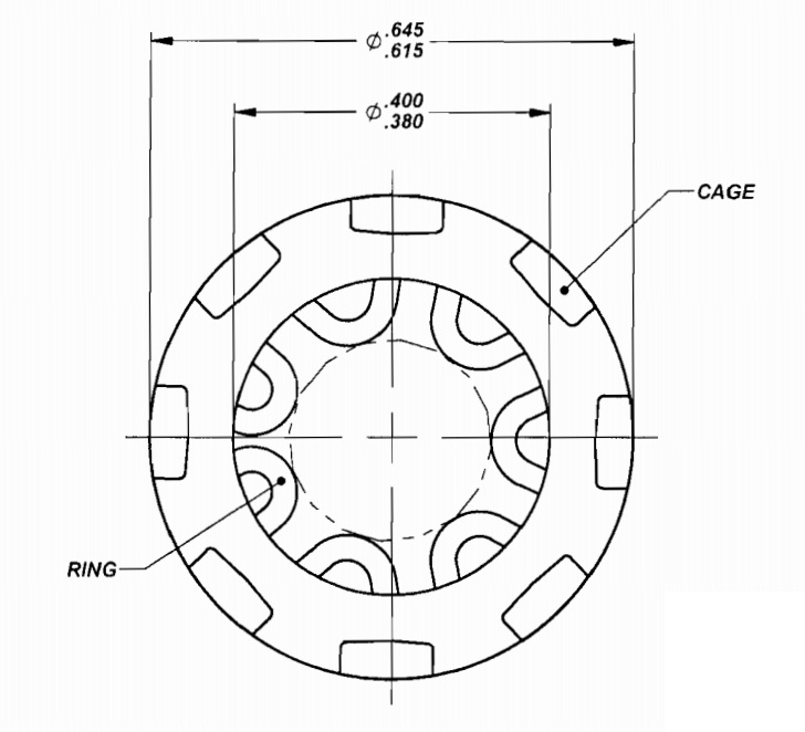 Global Cage Lock Wire Diagram