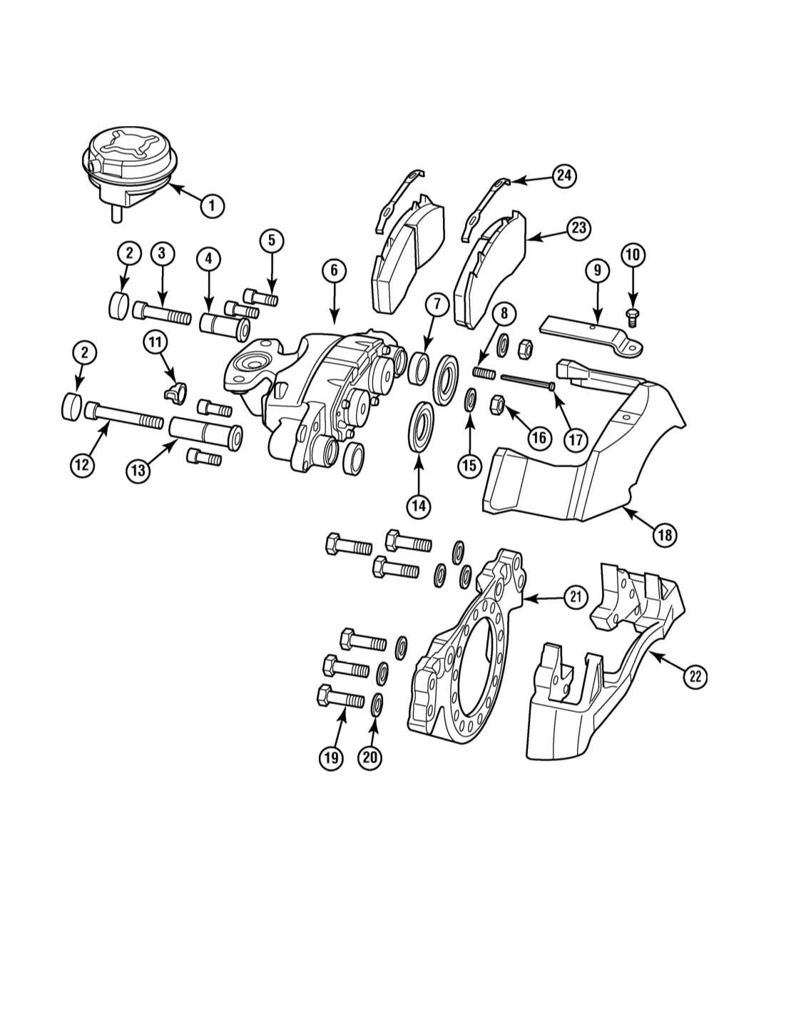 Meritor Brakes-Air Disc Catalog