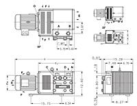 Item # KTA 80 /1, Elmo Rietschle 41.2 cfm Air Flow