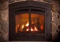 Fireplace Screen On Edward J. Darby & Son, Inc.