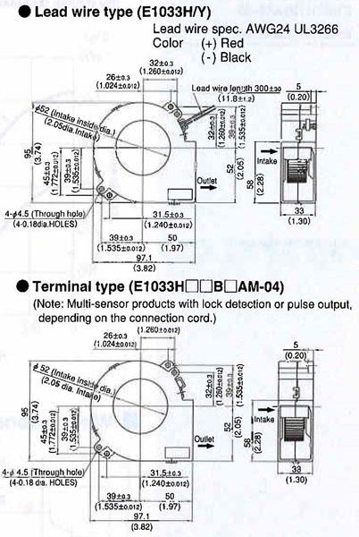 Item # E1033H24B6AZ-00, 185 Pascal (Pa) Maximum Static