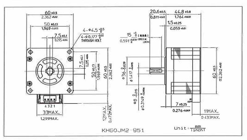 Item # FWD2B1P15-41, 918 Millinewton Meter (mN·m) Static