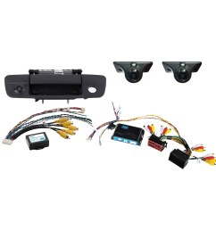 backup camera wiring harnes 2014 ram 1500 [ 2400 x 2400 Pixel ]