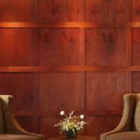 Modern Mahogany Wood Wall Paneling  Mississippi-Made Catalog