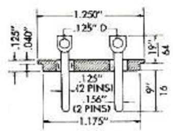 Special Type Plug-In Connectors On FRC Group