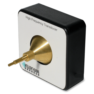 High frequency transducer
