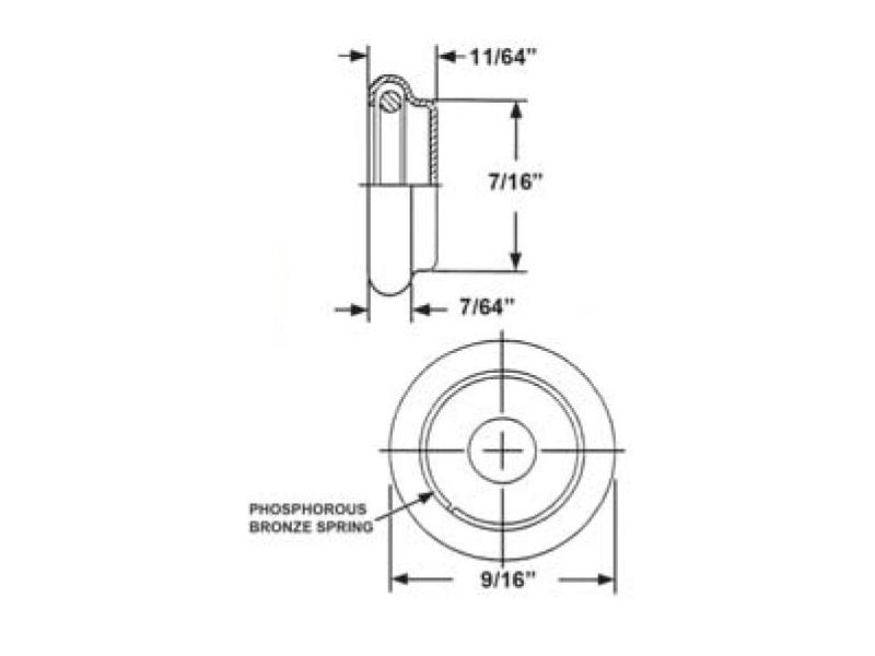 Item # MS27980-6, MS27980-6 Socket On Monroe Aerospace (ECAS)