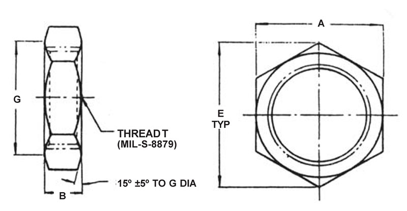 Item # AN924-20D, 1-1/4 Inch (in) Tube Outer Diameter