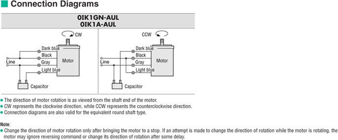 Ac Capacitor Wiring Diagram Item 0ik1gn Aul Induction Motor On Oriental Motor Usa