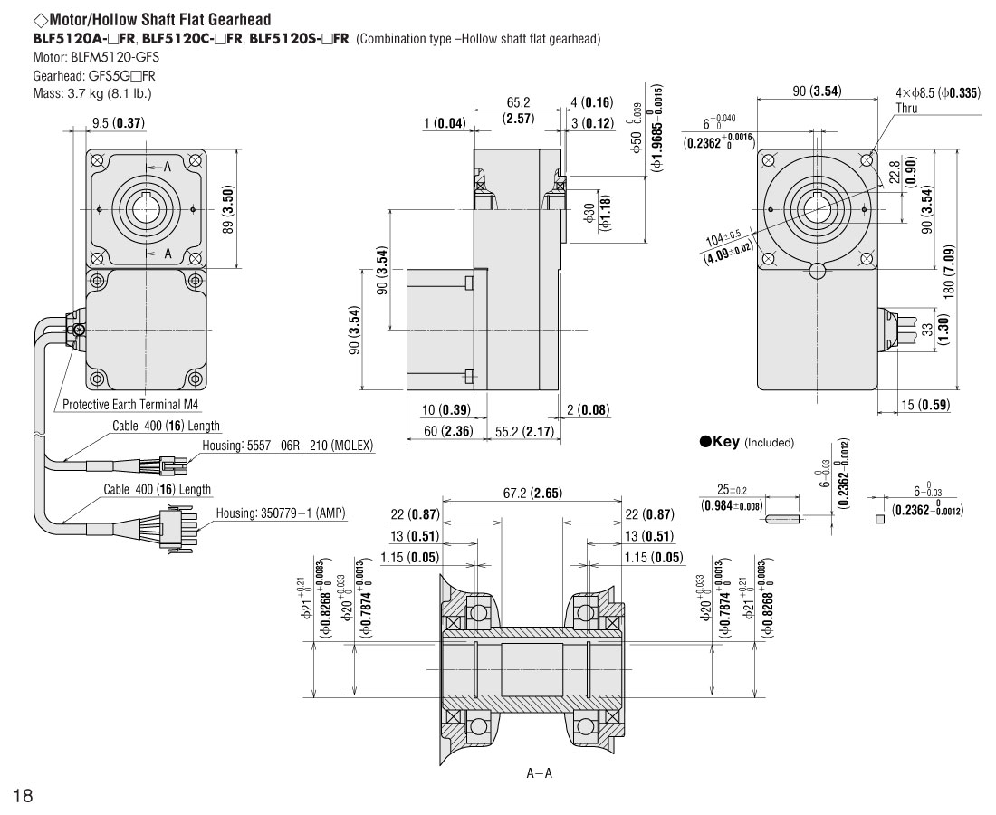 Item Blf A 5fr Brushless Dc Motor Speed Control