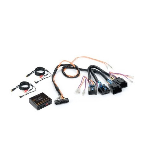 Dual Auxiliary Audio Input Interface for Select General