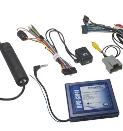 radiopro radio replacement interface for select general motors vehicles pac [ 4212 x 2425 Pixel ]