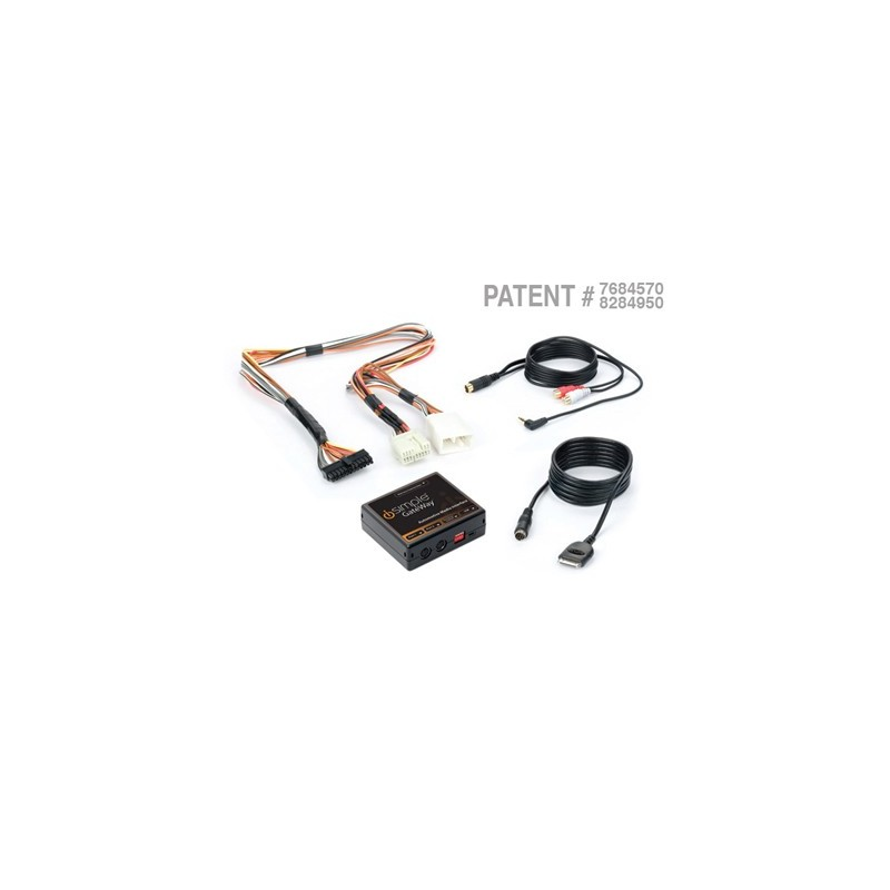 iSimple Media GateWay Kit for Honda, Acura shop now