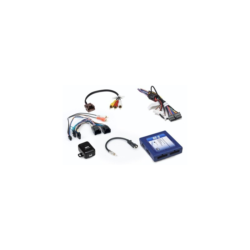 Radio Replacement Interface with OnStar Retention for 29