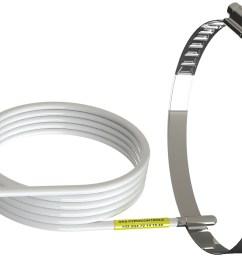 rtd sensor mounted on tube with serflex band [ 1800 x 1013 Pixel ]
