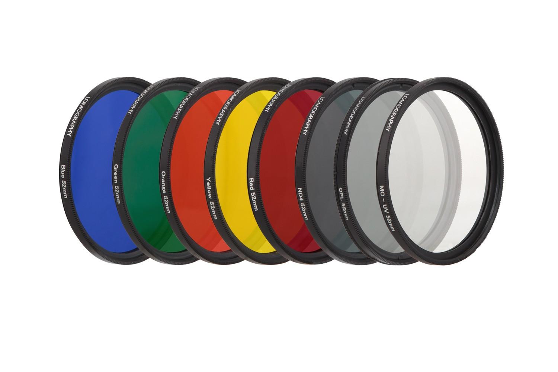 52mm 超級濾鏡組合 ( Petzval 58 適用 ) · Lomography 網上商店