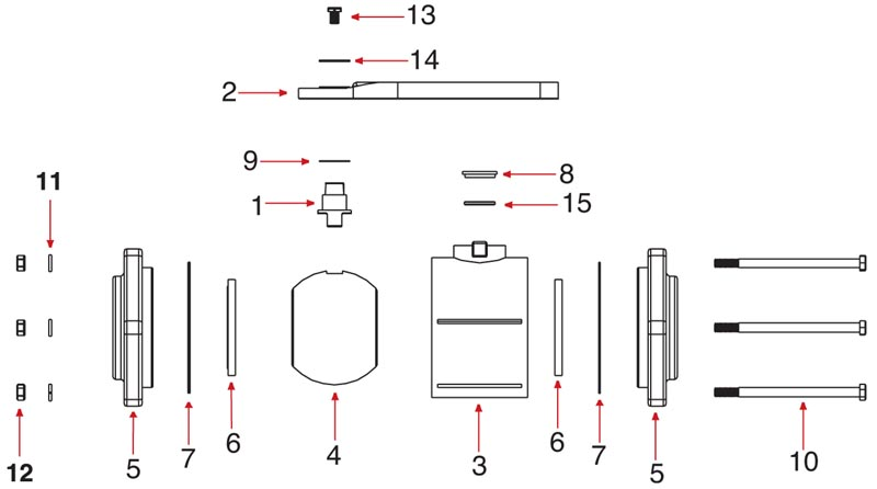 Banjo Replacement Parts Valve: V300FP On Springer Pumps, LLC