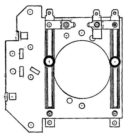 Item Number S-7016, 203 Bearing Stationary Switches On