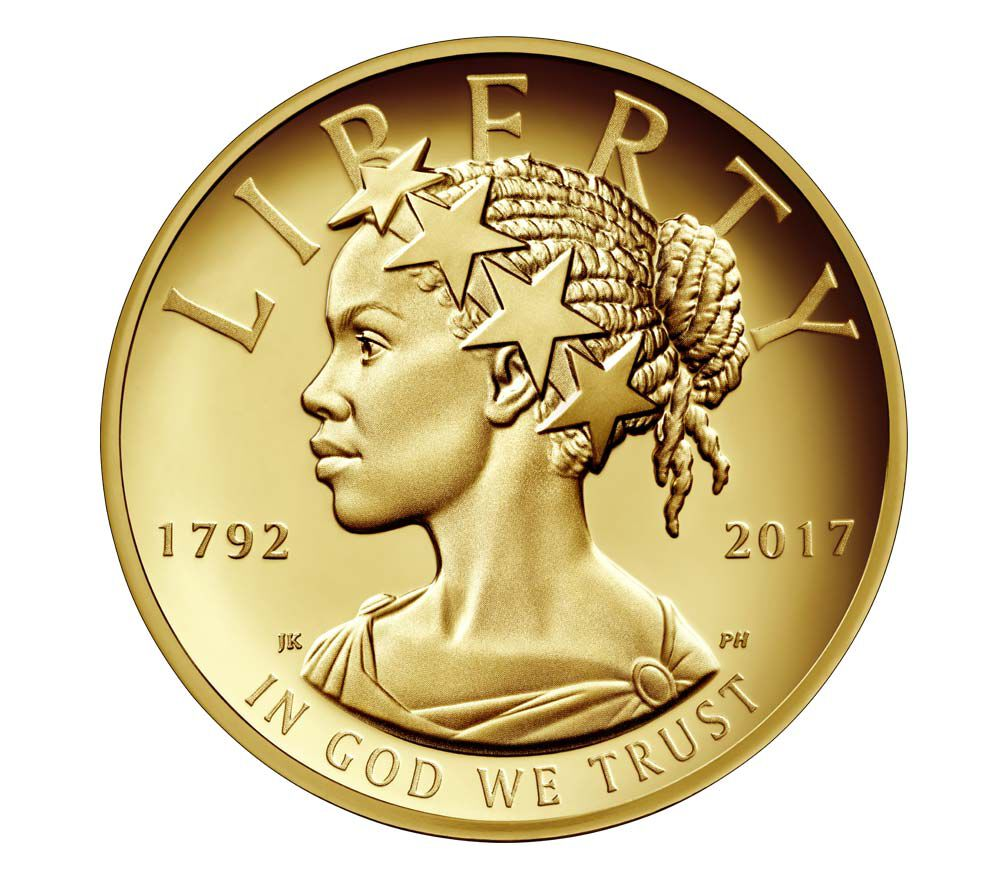 American Liberty 225th Anniversary Gold Coin